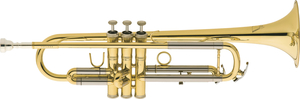 Trompete Eagle TR 504 Laqueado Sib